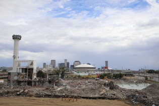01 times picayune building comes down oct new orleans