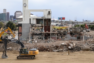 02 times picayune building comes down oct new orleans