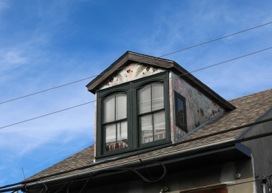 02 window detail on saint philip treme new orleans