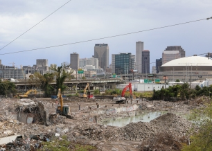 06 times picayune building comes down oct new orleans