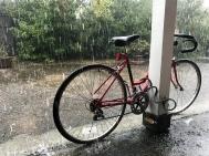 10 bike in the rain new orleans