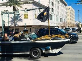 11 #boatcarfun new orleans