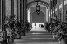 11 mexico city palacio nacional b&w