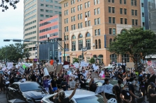 13 black lives matter march new orleans CBD