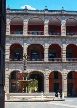 13 mexico city palacio nacional
