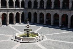 14 mexico city palacio nacional fountain