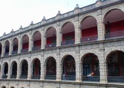 15 mexico city palacio nacional