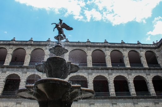 16 mexico city palacio nacional