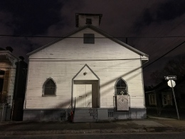 16 saint mark missionary baptist church ursulines street new orleans