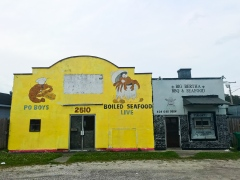 19 po boys boiled seafood live airline drive new orleans