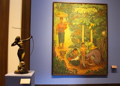 20 mexico city palacio nacional art