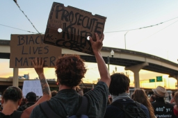 20 new orleans workers group BLM march thursday prosecute killer cops sunset