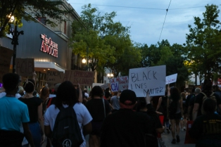 21 black lives matter march new orleans