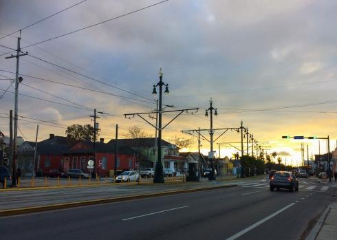 21 rampart street sunset