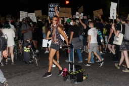 24 new orleans workers group BLM march thursday