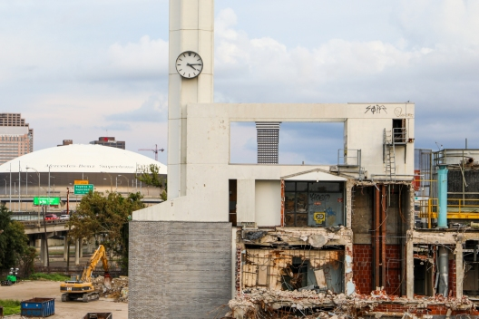 24 times picayune building comes down new orleans sept
