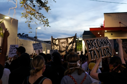 27 black lives matter march new orleans