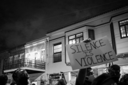 32 black lives matter march new orleans silence is violence on magazine