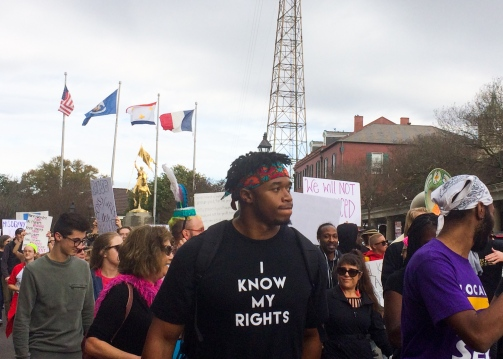 32 new orleans women's march 2018 i know my rights