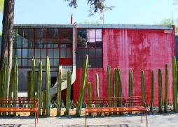 35 mexico city rivera house juan o'gorman