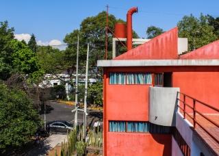 37 mexico city rivera house juan o'gorman