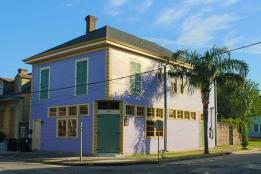 37 purple house on ursulines & robertson treme new orleans