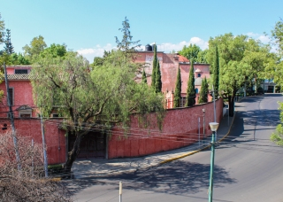 38 mexico city rivera house juan o'gorman