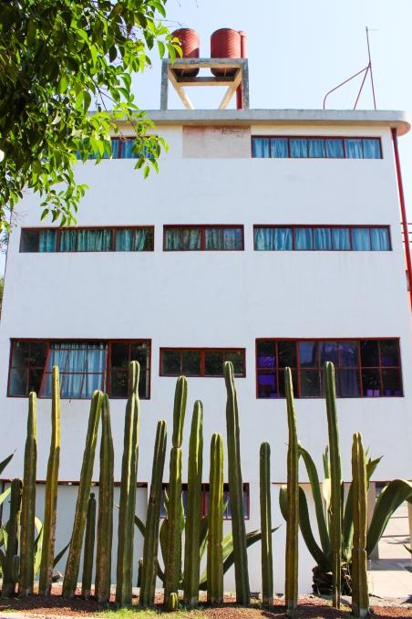 40 mexico city rivera house juan o'gorman