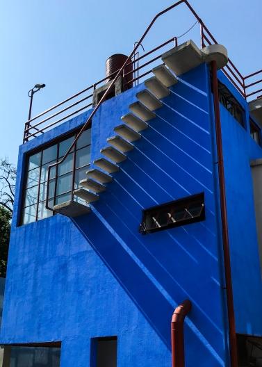 43 mexico city rivera house juan o'gorman