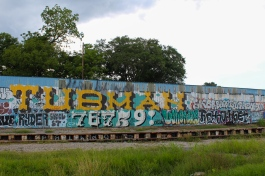 56 tubman tag end of the world bywater new orleans