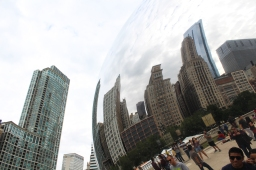 02 chicago bean millennium park