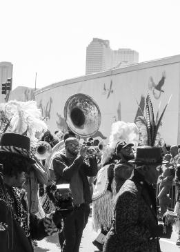 04 zulu parade band mardi gras