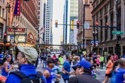 05 chicago marathon 2017 lasalle st