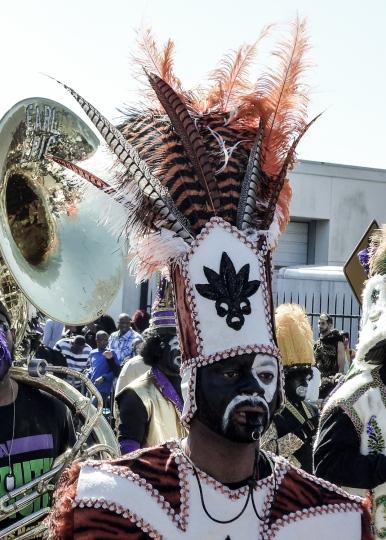 07 zulu parade mardi gras