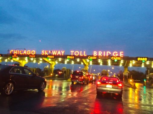 13 chicago skyway toll bridge