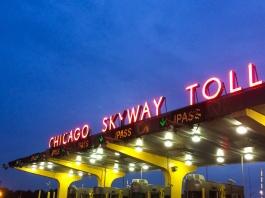 14 chicago skyway toll bridge