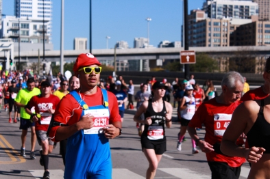 26 mario runner chicago marathon