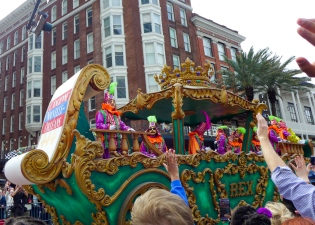 30 mardi gras rex parade