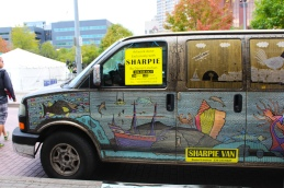 36 grand rapids sharpie van