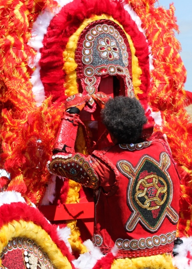 02 mardi gras indians super sunday