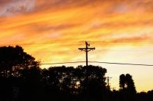 03 blaine minnesota sunset