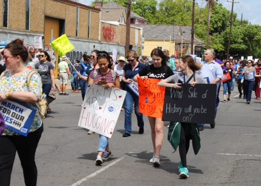 04 march for our lives elysian fields
