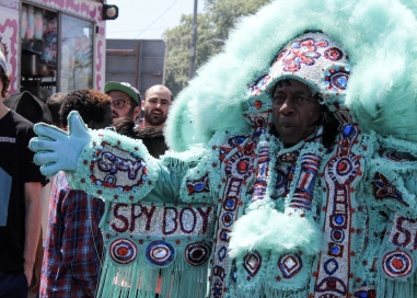 05 mardi gras indians super sunday spy boy