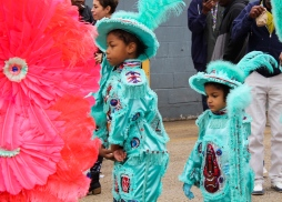 11 midcity super sunday mardi gras indian kids