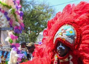 13 mardi gras indian big chief