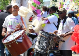 14 mardi gras indian band super sunday