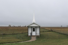 15 south dakota rest stop church