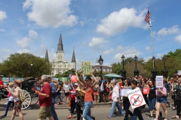 17 march for our lives jackson square