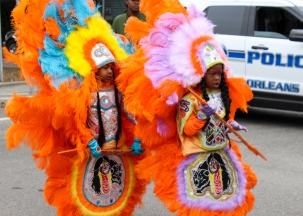 19 midcity super sunday mardi gras indian kids