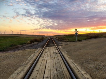 21 minnesota sunset tracks